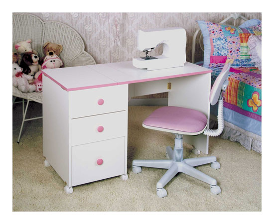 Horn Cabinets model CH100.20 Child's Sewing Table