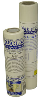 Wet N Gone Fusible Floriani Stabilizer